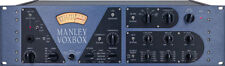 Manley VOXBOX VOX BOX Channel Strip with Class A Microphone Preamplifier New