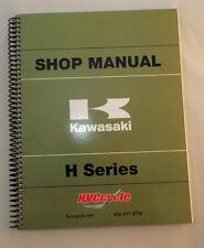 Kawasaki H1, KH500, H2  Shop Manual,  9999-711