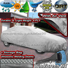 For Ford Mondeo Estate 4 Ply Waterproof Breathable Air Vent Full Car Cover CCO