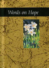 Words on Hope (Words for life),,Very Good Book mon0000088298