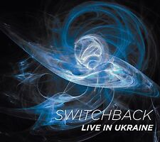 "Switchback ""Live in Ukraine"" NEW CD Mars Williams, Waxcław Zimpel, MPI035, jazz"