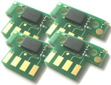 4 Color - Reset Chip for Lexmark C540H1G C540A1G C540 C543 C544 C546 X544 Refill