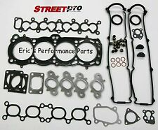 Cometic PRO2018T Street Pro Rebuild Gasket Set Top End for Nissan CA18DET S13