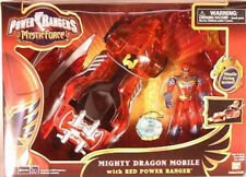 Power Rangers Mystic Force Mighty Dragon Mobile with Red Ranger By Bandai (MISB)