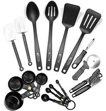 Kitchen Set Farberware Classic 17-Piece Gadget Tool Cooking Utensils Tools