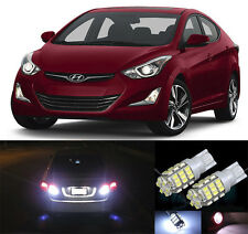 Premium LED Reverse Backup Light Bulbs for 2011 - 2015 Hyundai Elantra T15 42SMD