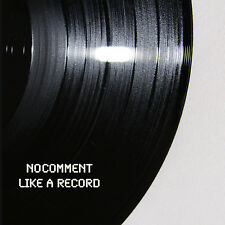 No Comment – Like A Record (EP)