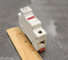 DF ELECTRIC PMF 10X38 FUSE HOLDER 4800321 600 VOLT 30 AMP USED