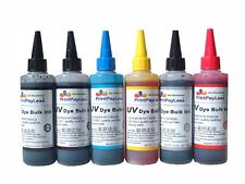 600ml UV Bulk Refill Ink for Canon MP980, MP990 Ink Cartridge 220/221 #6