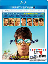 NEW - The Way, Way Back (Blu-ray + DigitalHD)