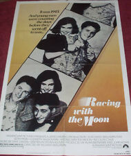 Cinema Poster: RACING WITH THE MOON 1984 (One Sheet) Sean Penn