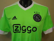 AJAX AMSTERDAM OFFICIAL LICENSED AWAY 15/16 JERSEY LARGE MENS NEW