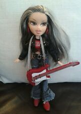 Bratz Rock Angelz Jade doll in original outfit and extras.