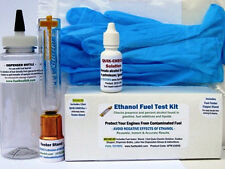 DELUXE: (1) KIT Alcohol Fuel Test w/ QCS: Check ETHANOL % gas. Fuel-Testers