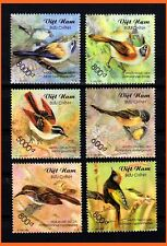 Vietnam -  Colorful Birds/ Pets/ Nature/ Wild/ Song Birds/ 882 MNH