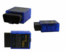 Bluetooth Scan Tool OBD2 OBDII OBD327 EOBD Scanner for TORQUE APP ANDROID