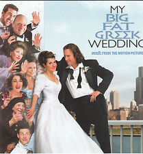 My Big Fat Greek Wedding-2002- Original Movie Soundtrack-16 Track-CD