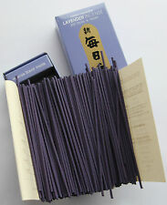 Japanese Incense Sticks | Morning Star | Lavender | 200 Sticks | by Nippon Kodo