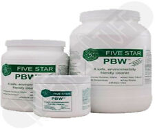1lb Powdered Brewery Wash PBW Five Star Homebrew Equipment Cleaner Biodegradable