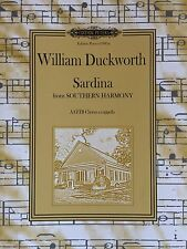 William Duckworth Sardina - AATTB Chorus a capella