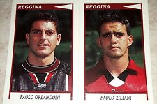 FIGURINA CALCIATORI PANINI 1998/99 REGGINA 576 ALBUM 1999