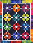 Piccadilly Circle - modern foundation paper pieced quilt PATTERN