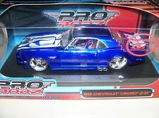 NIB 1:18 Scale Maisto PRO RODZ 1968 CHEVROLET CAMARO Die-cast Mint with flames