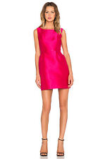 $428 NWT KATE SPADE NEW YORK FLIRTY BACK SWEETHEART PINK MINI DRESS SIZE 4