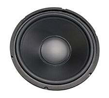 "MCM Audio 55-2973 12"" Woofer with Poly Cone and Rubber Surround 120W RMS at 8ohm"