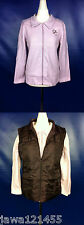 Womens Jacket with Body Warmer (2 pc Set) New  Medium Special Offer