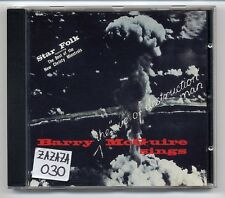Barry McGuire CD The Eve Of Destruction Man - SPALAXCD14528