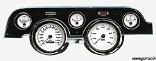 New Vintage USA Gauge Kit Direct Fit for 1967 - 1968 Ford Mustang Complete Kit ~