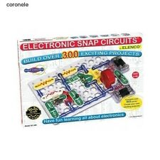 Elenco Electronic Kit Science Project Radio Snap Circuits Learning Discovery