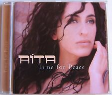 RITA  (CD)  TIME FOR PEACE