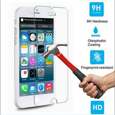 100% Genuine Tempered Glass Film Screen Protector Guard For Apple iPhone 4S/4