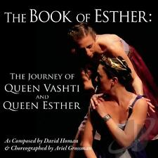 THE BOOK OF ESTHER THE JOURNEY OF QUEEN VASHTI AND QUEEN ESTHER NEW SEALED CD