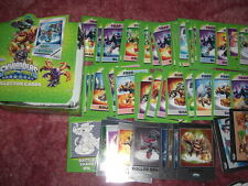 upto 150 skylanders trading cards inc rainbow shiny,colourin,enchanted hoot loop