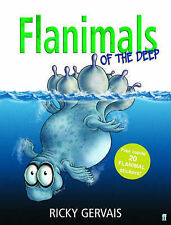 Flanimals of the Deep, Ricky Gervais