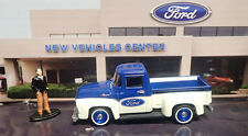 1956 FORD F-100 TRUCK  RARE 1/64 LIMITED EDITION DIECAST COLLECTIBLE MODEL