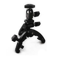 "Universal Camera Multi-Function Mini Portable Tripod 1/4"" Mount Clamp For S"