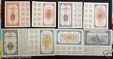 China 1955 Construction loan bonds $10000-$100000 SPECIMEN