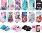 Stylish Flip Pattern Removable Detachable Two in One Wallet Cover Case For Phone