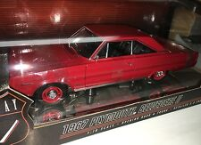 1967 Plymouth Belvedere II Highway 61 1/18 1:18 RED RARE !