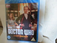 Doctor Who: Deep Breath (Blu-ray) BRAND NEW/FACTORY SEALED - dispatch in 24hrs