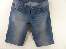 Vintage Reworked Denim Casual Shorts Mens Blue w37 Grade B M350