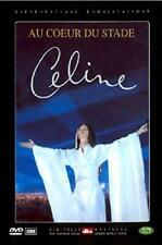 Celine Dion DVD - Au Coeur Du Stade (New & Sealed)