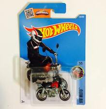 Hotwheels 2016 2005 HONDA MONKEY Z50  - Hot