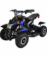 500W Kids ATV Kids Quad 4 Wheeler Ride On with 36V Electric Battery for Kids