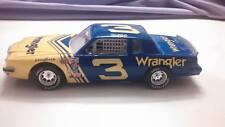 XRARE 1/24 Dale Earnhardt Sr #3 WRANGLER 1981 Pontiac GRAND PRIX DieCast NASCAR