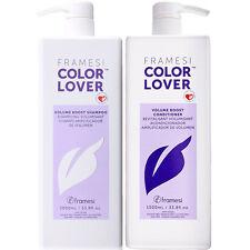 FRAMESI Color Lover Volume Boost Shampoo & Conditioner 33.8 fl oz duo